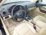 2008 Audi A3 Interiors