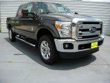 2015 Magnetic Ford F250 Super Duty Lariat Crew Cab 4x4 #95363804