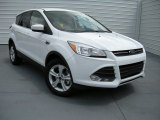 2014 Oxford White Ford Escape SE 2.0L EcoBoost #95363803
