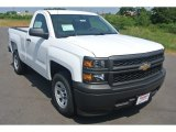 2014 Summit White Chevrolet Silverado 1500 WT Regular Cab #95363880