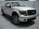 2014 Ingot Silver Ford F150 FX4 SuperCrew 4x4 #95363798