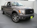 2014 Sterling Grey Ford F150 STX SuperCrew #95363792