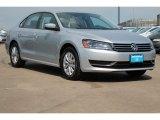 2014 Reflex Silver Metallic Volkswagen Passat 1.8T Wolfsburg Edition #95363958