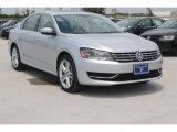 2014 Reflex Silver Metallic Volkswagen Passat TDI SE #95363916