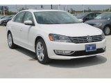 2014 Candy White Volkswagen Passat TDI SEL Premium #95363914