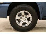 Dodge Dakota 2006 Wheels and Tires