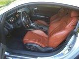 2009 Audi R8 Interiors