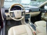 2011 Lincoln MKZ Interiors