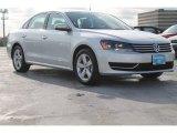 2014 Reflex Silver Metallic Volkswagen Passat 1.8T SE #95391338