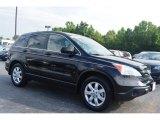 2009 Crystal Black Pearl Honda CR-V EX-L #95391010