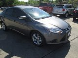 2014 Sterling Gray Ford Focus SE Sedan #95390907