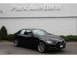 2014 Black Sapphire Metallic BMW 3 Series 320i xDrive Sedan #95390902