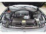 2014 BMW 3 Series 320i xDrive Sedan 2.0 Liter DI TwinPower Turbocharged DOHC 16-Valve 4 Cylinder Engine