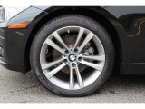2014 BMW 3 Series 320i xDrive Sedan Wheel