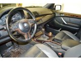 2001 BMW X5 Interiors