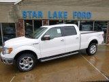 2014 White Platinum Ford F150 XLT SuperCrew 4x4 #95391323