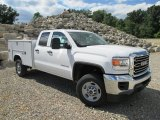 2015 GMC Sierra 2500HD Double Cab 4x4 Utility Truck Data, Info and Specs