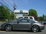 2007 Meteor Grey Metallic Porsche 911 Turbo Coupe #9231472