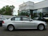 2009 Titanium Silver Metallic BMW 3 Series 328xi Sedan #9187165