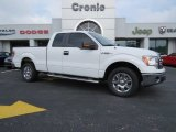 2010 Oxford White Ford F150 XLT SuperCab #95391036