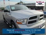 2012 Bright Silver Metallic Dodge Ram 1500 Express Crew Cab #95426635