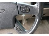 2005 Chevrolet Silverado 1500 LS Crew Cab Controls