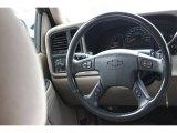 2005 Chevrolet Silverado 1500 LS Crew Cab Steering Wheel