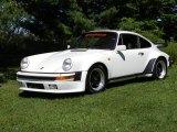 1980 Porsche 911 Grand Prix White