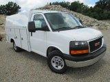 2014 GMC Savana Cutaway 3500 Commercial Utility Truck