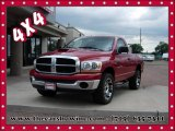 2006 Inferno Red Crystal Pearl Dodge Ram 1500 ST Regular Cab 4x4 #95426867
