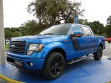 2014 Blue Flame Ford F150 FX2 SuperCrew #95426683