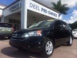 2011 Crystal Black Pearl Honda CR-V EX #95426591
