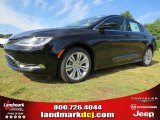 2015 Black Chrysler 200 Limited #95426770