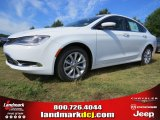 2015 Bright White Chrysler 200 C #95426769