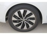 Volkswagen Jetta 2014 Wheels and Tires
