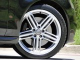 Audi S4 2010 Wheels and Tires