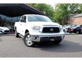 2008 Super White Toyota Tundra SR5 Double Cab 4x4 #95426515