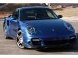 2007 Porsche 911 Cobalt Blue Metallic