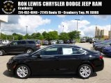 2015 Black Chrysler 200 Limited #95468800