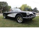 Chevrolet Corvette 1958 Data, Info and Specs