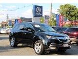 2011 Crystal Black Pearl Acura MDX  #95468718