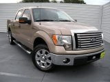 2011 Pale Adobe Metallic Ford F150 XLT SuperCrew #95468932