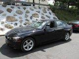 2014 Jet Black BMW 3 Series 320i xDrive Sedan #95469178