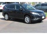 2012 Crystal Black Pearl Honda CR-V EX #95468863