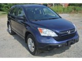 2009 Royal Blue Pearl Honda CR-V LX #95469100