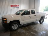 2014 Summit White Chevrolet Silverado 1500 WT Double Cab #95469173