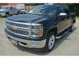 2014 Chevrolet Silverado 1500 LTZ Crew Cab 4x4 Data, Info and Specs