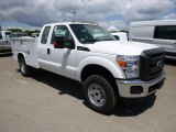 2015 Ford F350 Super Duty XL Super Cab 4x4 Utility Data, Info and Specs