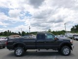 2015 Tuxedo Black Ford F250 Super Duty XLT Super Cab 4x4 #95468690