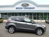 2014 Sterling Gray Ford Escape Titanium 2.0L EcoBoost 4WD #95468905